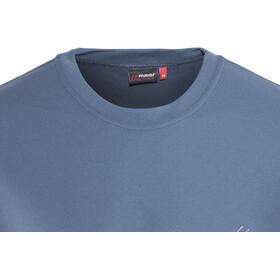 Maier Sports Walter - Camiseta manga corta Hombre - azul